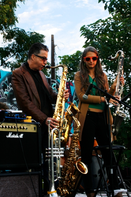 Jazz OUTside Super Session
